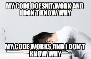 Learning code is a process well worth it. Code is power!